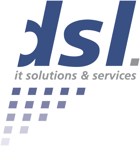 Logo - DSL IT solutions & services